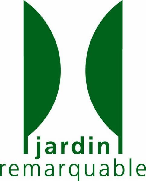 Abbaye de fontenay fontenay obtient nouveau le label for Logo jardin