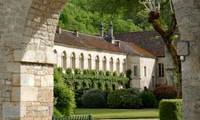Porterie de l'abbaye de Fontenay
