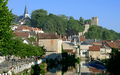 Village de Montbard